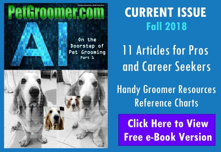 Sponsor Advertising At Petgroomer Com And Emagazine Petgroomer Com