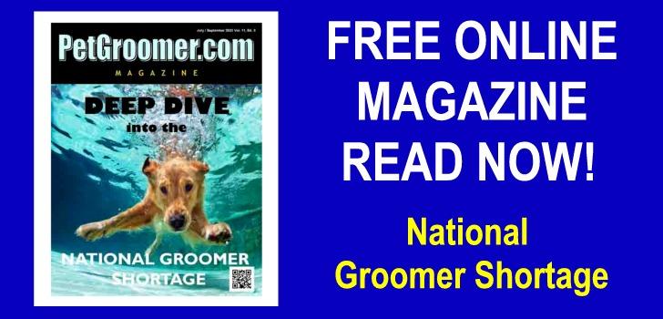 Read PetGroomer.com Magazine Summer 2021