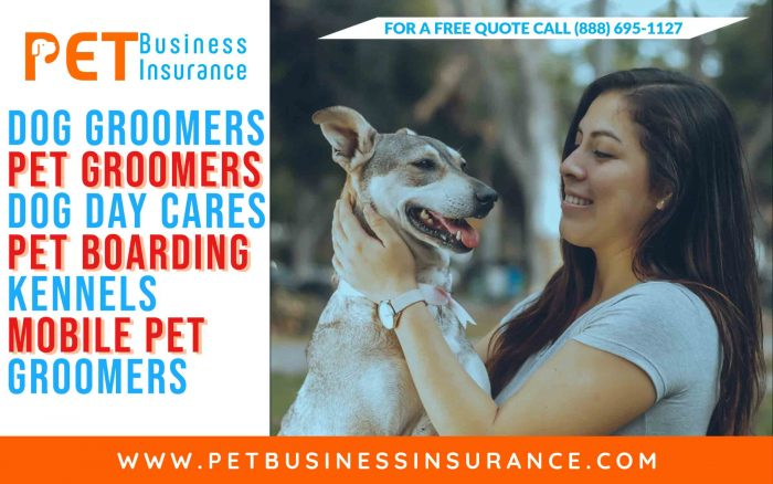 Pet Business Insurance