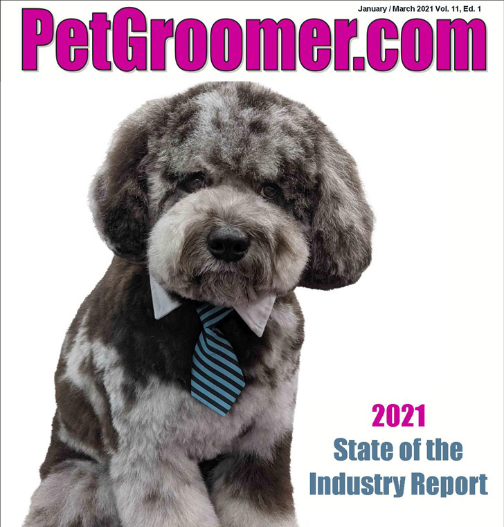 Read PetGroomer.com Magazine Winter 2021