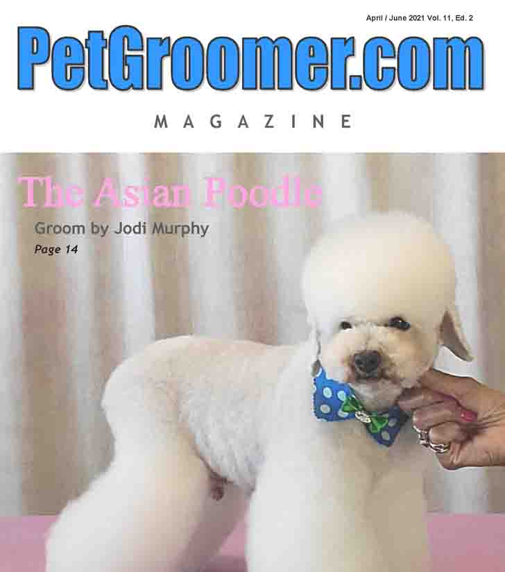 Read PetGroomer.com Magazine Spring 2021