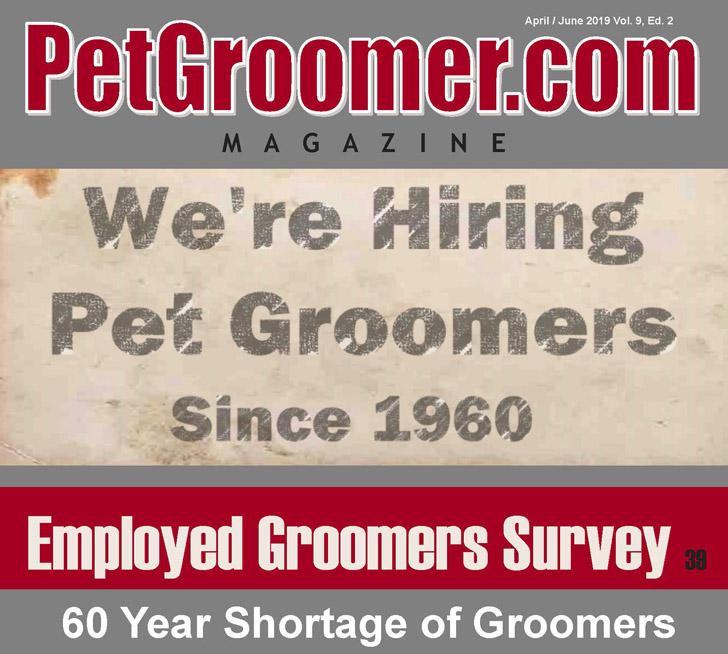 Free Download of PetGroomer.com Magazine Spring 2019
